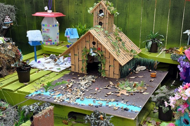Amazing DIY Fairy Garden Ideas 5