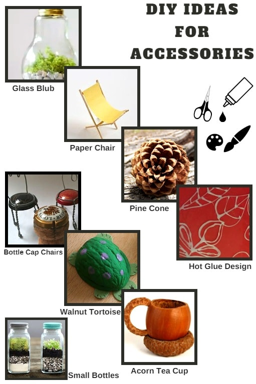 DIY ideas for accessories