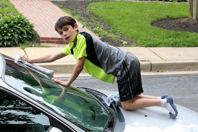 Car Lesson