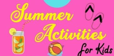 49 Crazy Summer Activities for Kids