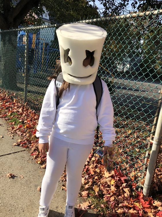 scary and funny halloween costumes for kids 13