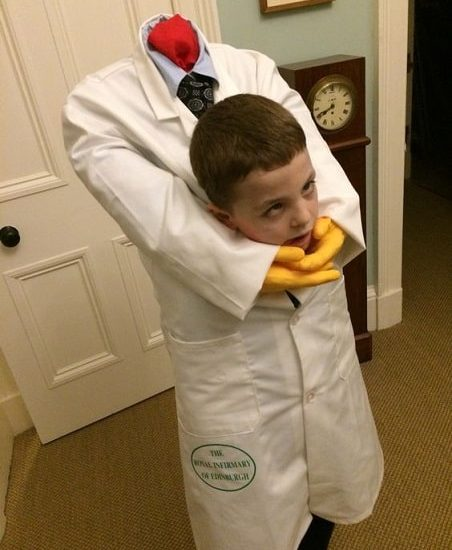 scary and funny halloween costumes for kids 2