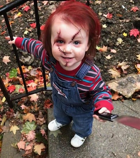 Creepy But Cute Halloween Costumes.23 Scary Funny Halloween Costumes For Kids Munchkins Planet