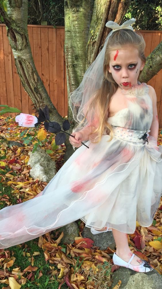 scary and funny halloween costumes for kids 8