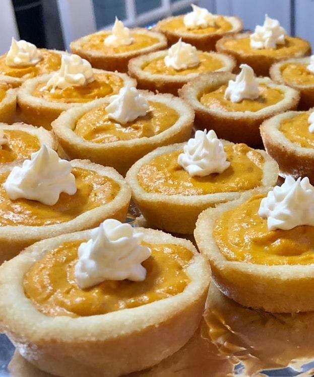 easy thanksgiving desserts recipes 1