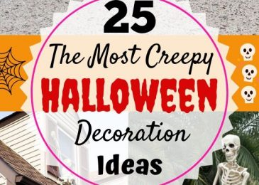 25 The Most Creepy Halloween Decoration for Front Yard