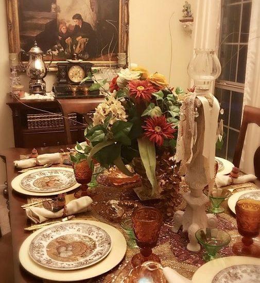 thanksgiving table setting ideas 10