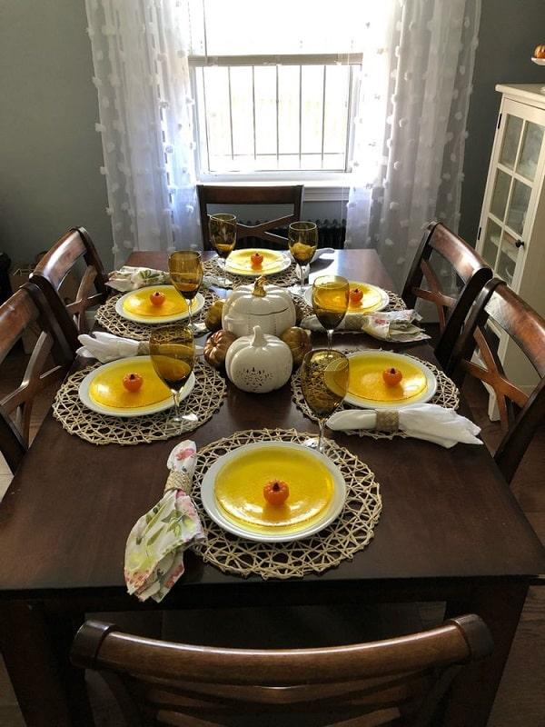 thanksgiving table setting ideas 2