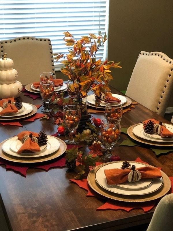 thanksgiving table setting ideas 20