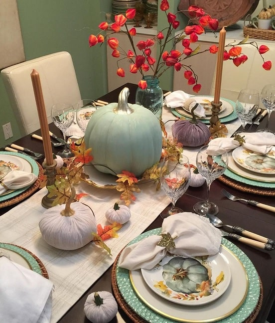 thanksgiving table setting ideas 3
