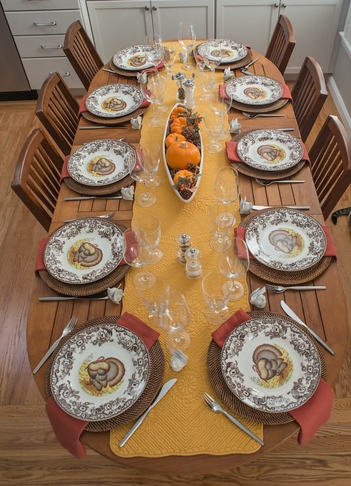 thanksgiving table setting ideas 4