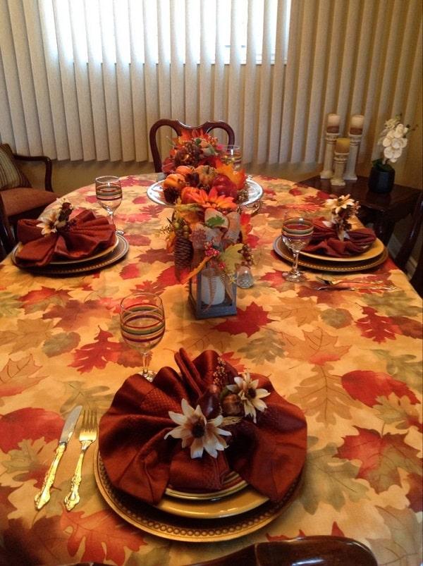 thanksgiving table setting ideas 6