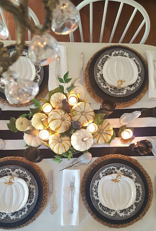 thanksgiving table setting ideas 9