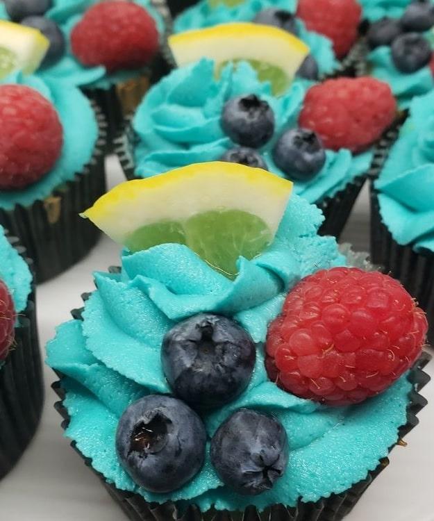 Easy Christmas cupcakes Ideas 11