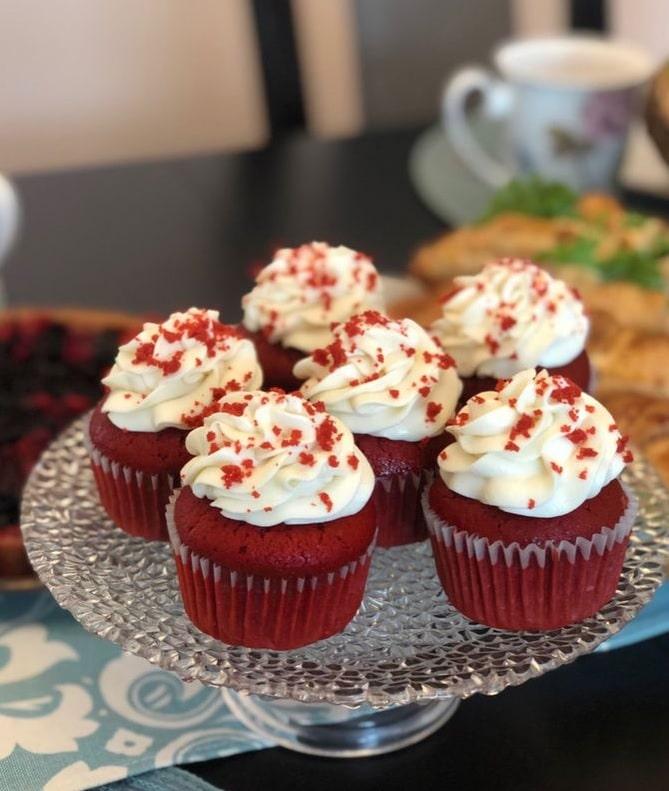 Easy Christmas cupcakes Ideas 2