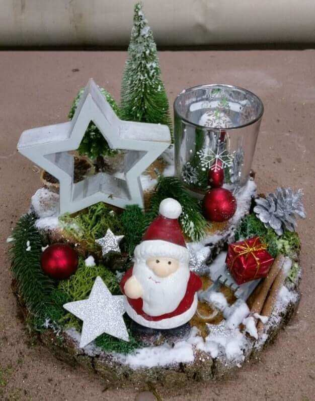 christmas table centerpieces decorations ideas 2