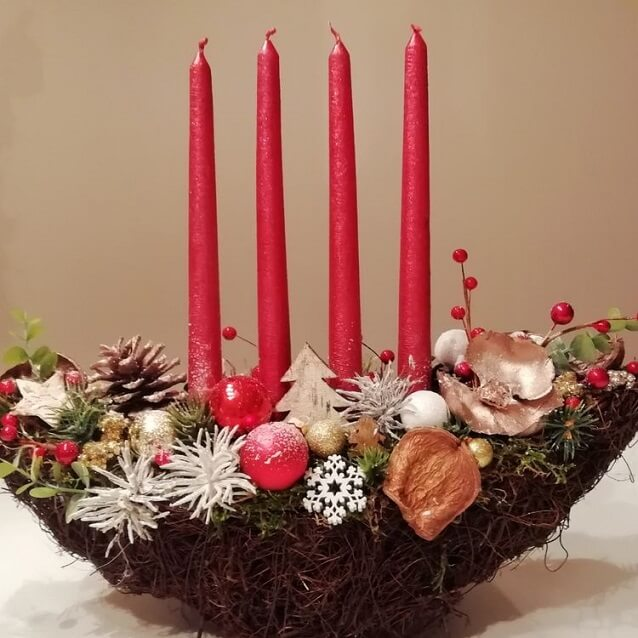 easy christmas crafts diy projects 32