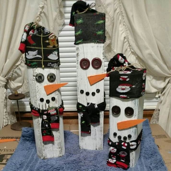easy christmas crafts diy projects 4