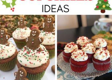 Easy Christmas Cupcakes Ideas