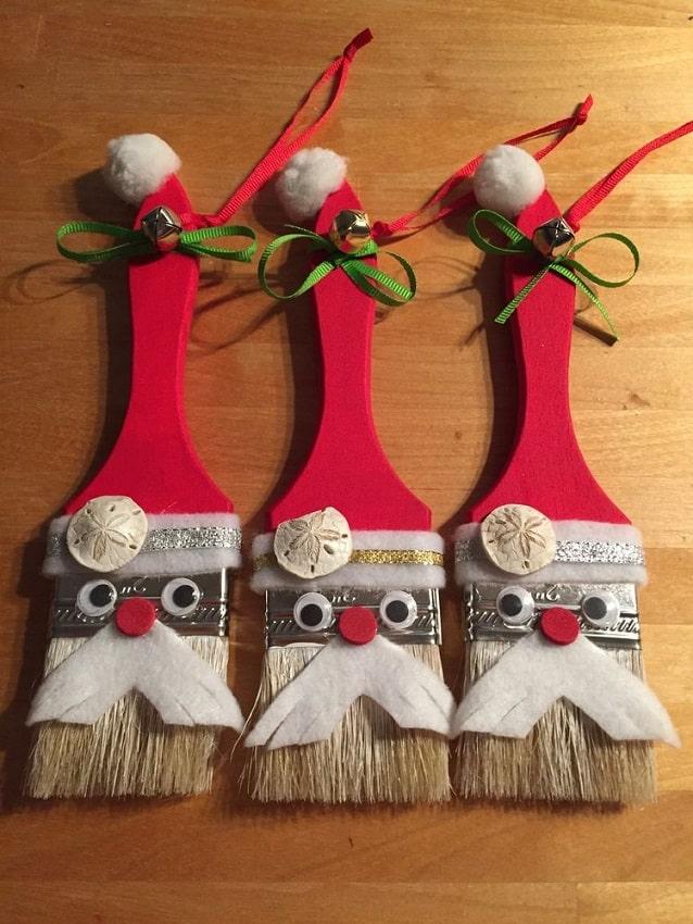 19 Easy Diy Christmas Ornaments Ideas Munchkins Planet