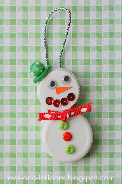 easy diy christmas ornaments 13