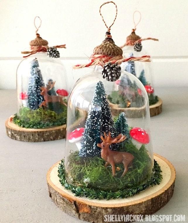 easy diy christmas ornaments 16