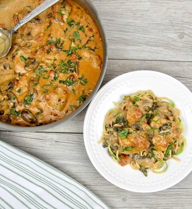 easy keto dinner recipes 4