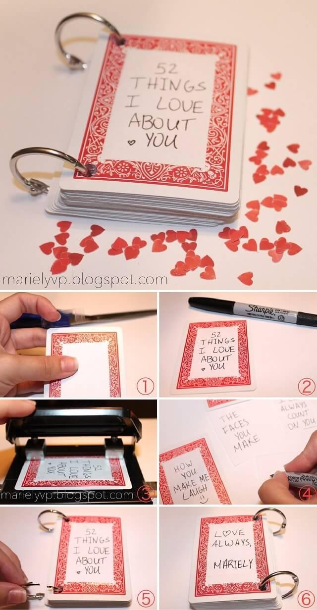 diy valentines day gifts boyfriend 2