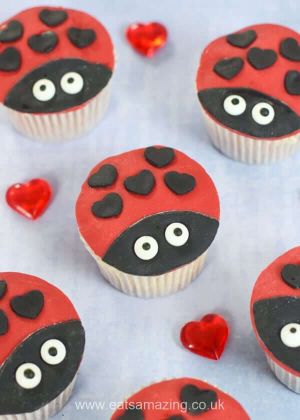 easy valentines day cupcakes desserts recipes 10