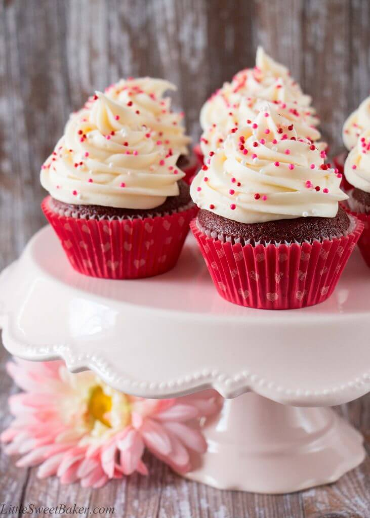 easy valentines day cupcakes desserts recipes 13