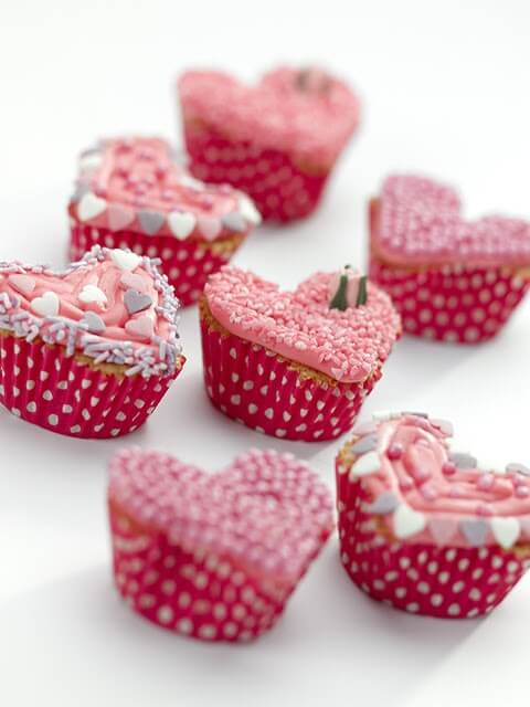 easy valentines day cupcakes desserts recipes 15