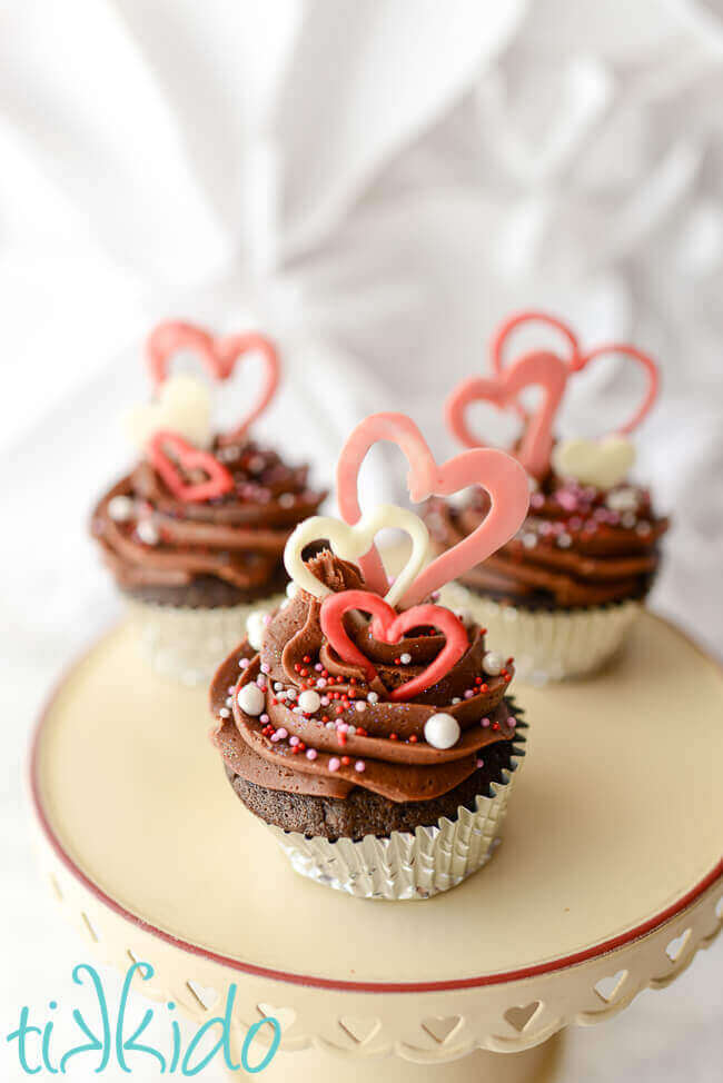 easy valentines day cupcakes desserts recipes 2