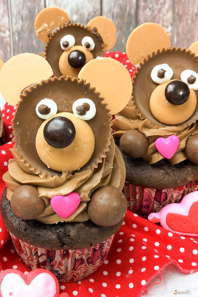 easy valentines day cupcakes desserts recipes 6