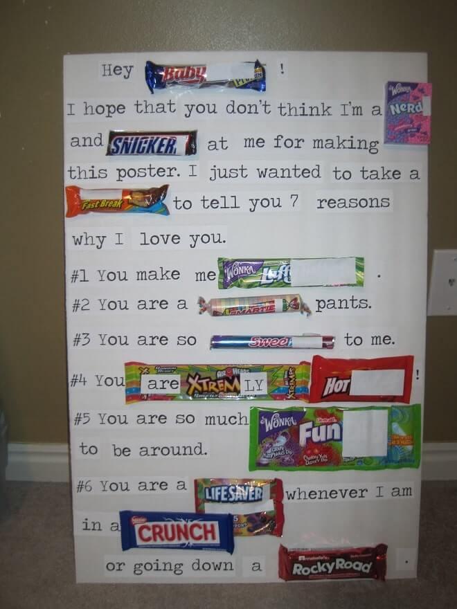 diy valentines day gifts boyfriend 24