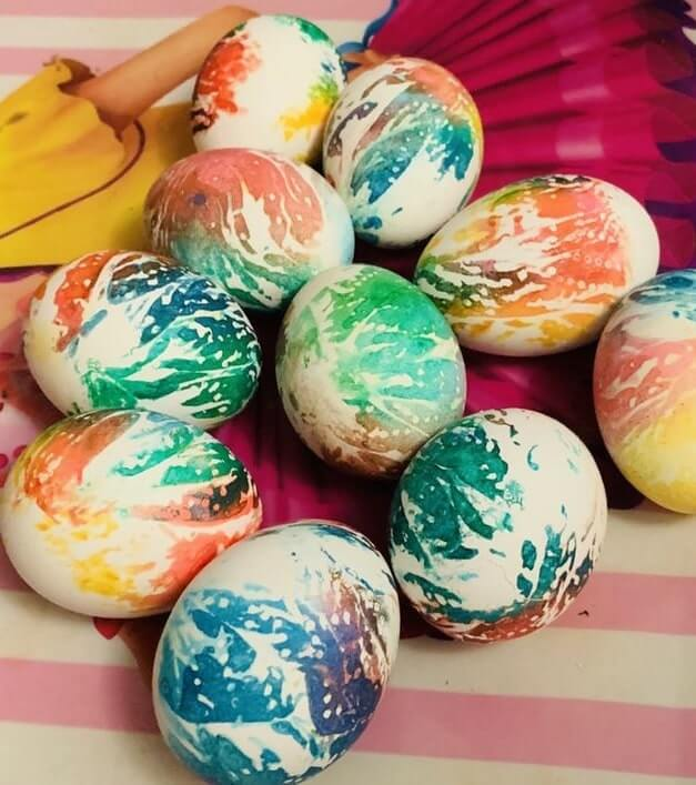 diy easter eggs decorating ideas 10