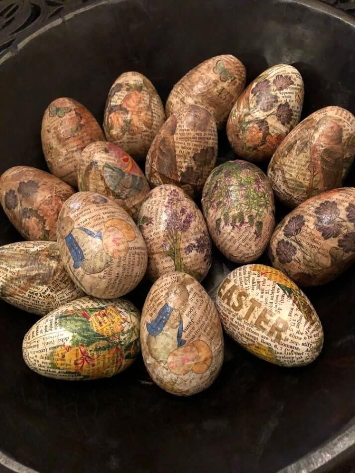 diy easter eggs decorating ideas 12