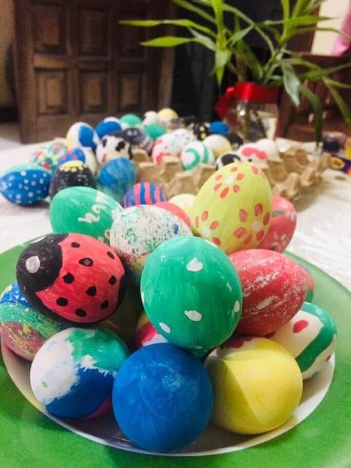 diy easter eggs decorating ideas 19