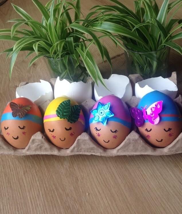 diy easter eggs decorating ideas 3