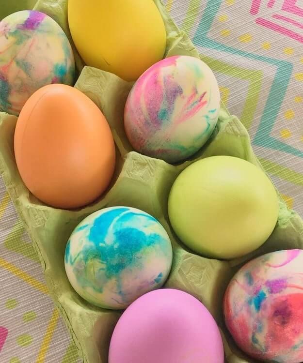 diy easter eggs decorating ideas 4