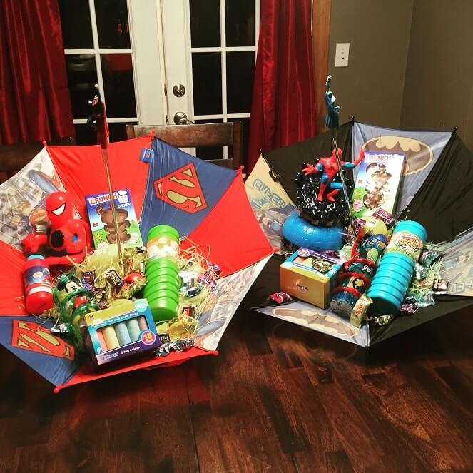 easter basket ideas for kids 2