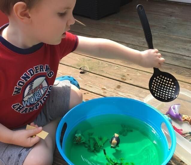 easy sensory activities toddlers preschoolers home 7