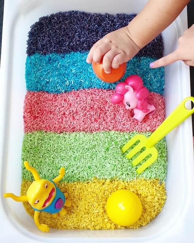 easy sensory activities toddlers preschoolers home 8