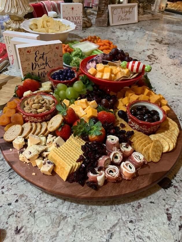 family movie night snack board ideas 11