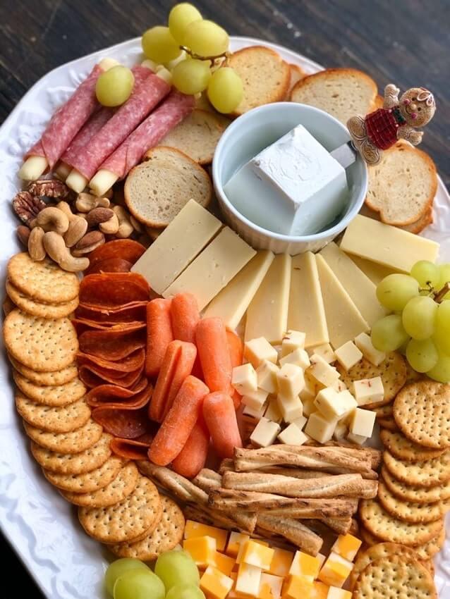 family movie night snack board ideas 3