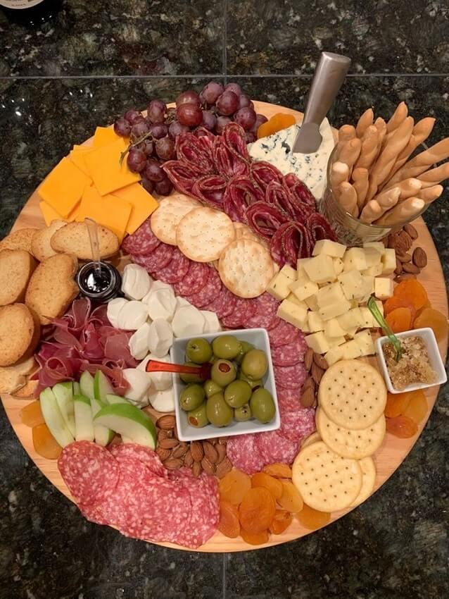 family movie night snack board ideas 4