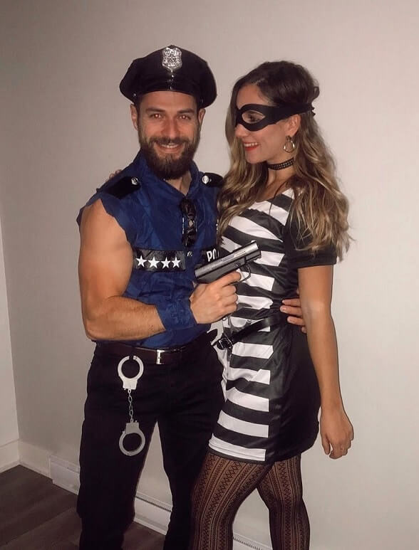 creative couples halloween costumes ideas 11
