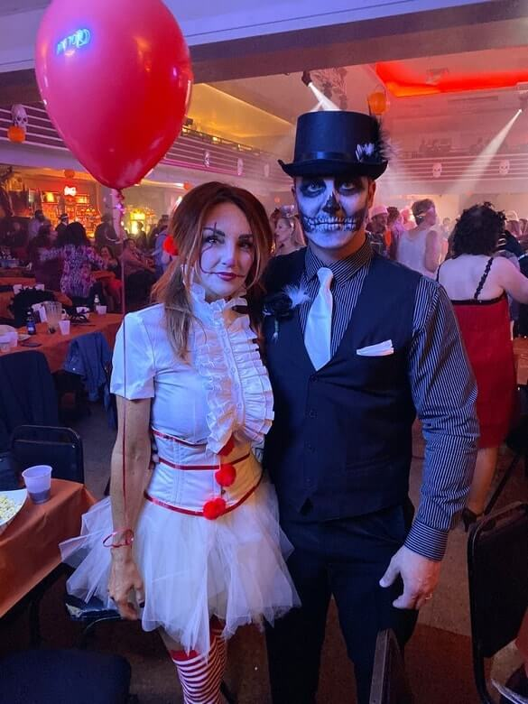 creative couples halloween costumes ideas 12