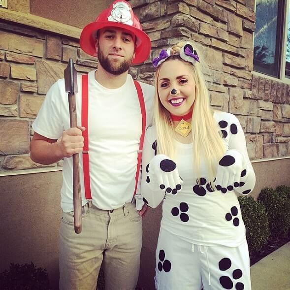 creative couples halloween costumes ideas 16