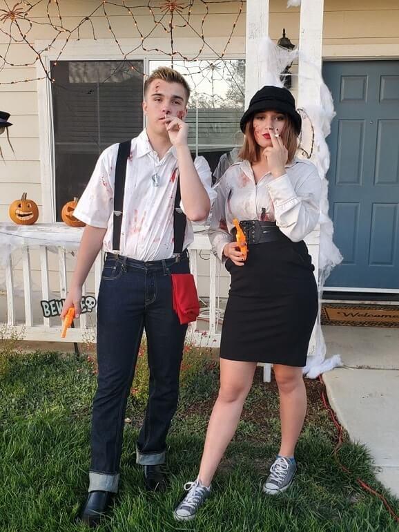 creative couples halloween costumes ideas 2