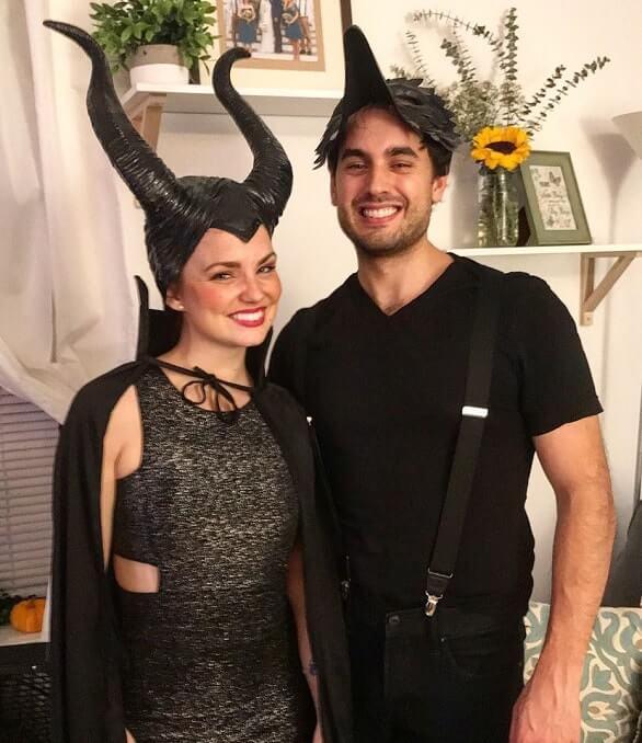 creative couples halloween costumes ideas 9